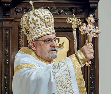 monsignor Giorgio Demetrio Gallaro