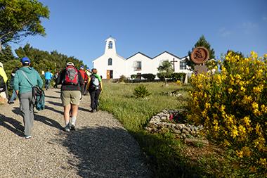il monastero Beata Vergine del buon cammino a Iglesias