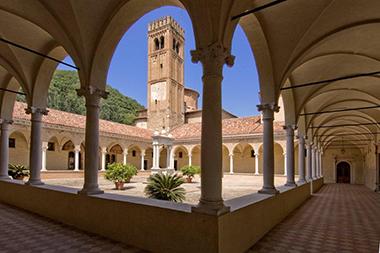 L'abbazia di Praglia